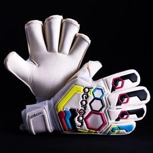 BEORGAN Neos Pro Roll Finger Gloves (White)